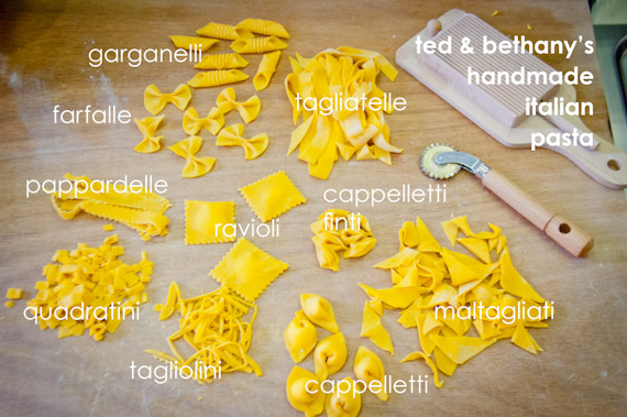handmade pasta shapes traditions of the land food in italy part iv twooregonians 2436